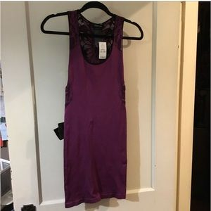 Ladies Bebe dress w/ cut-out detail. Make an offer